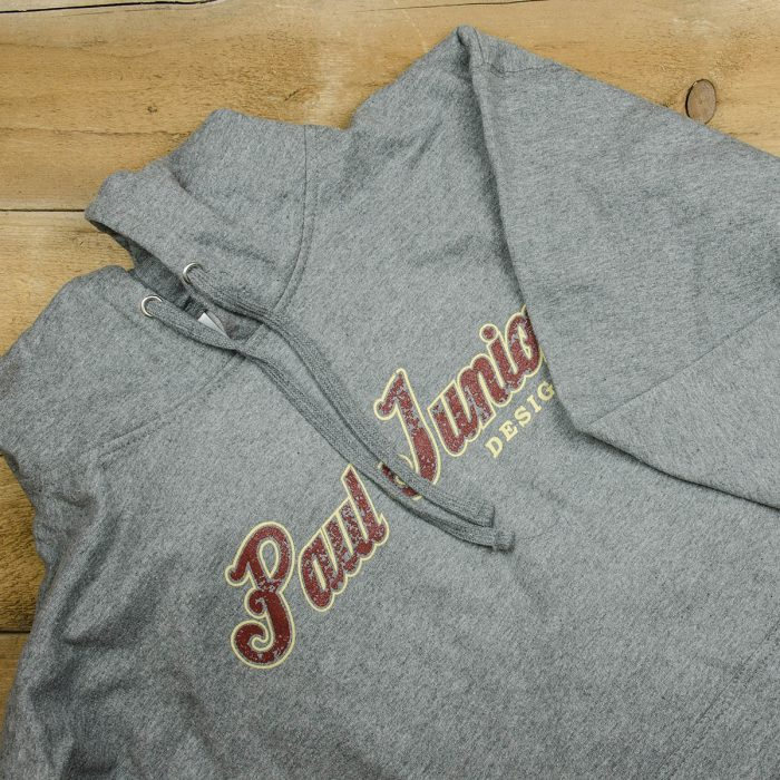 Paul Jr Designs Retro Hoodie