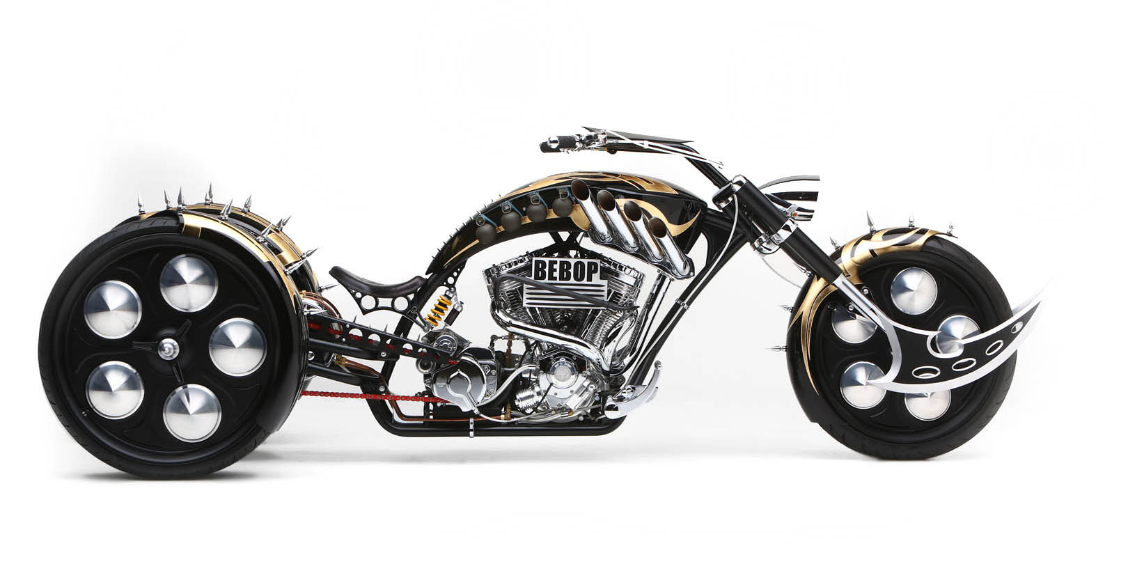 Paul Jr. Designs | Custom Bike Building | Online Store