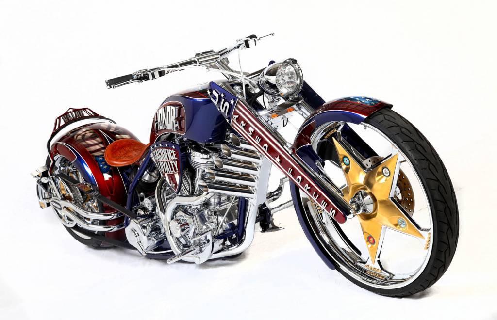 31e4bda11f9 Geico Armed Forces Bike - Paul Jr. Designs