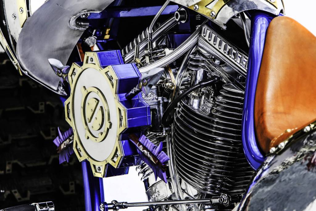 how to get alliance chopper bike in wow