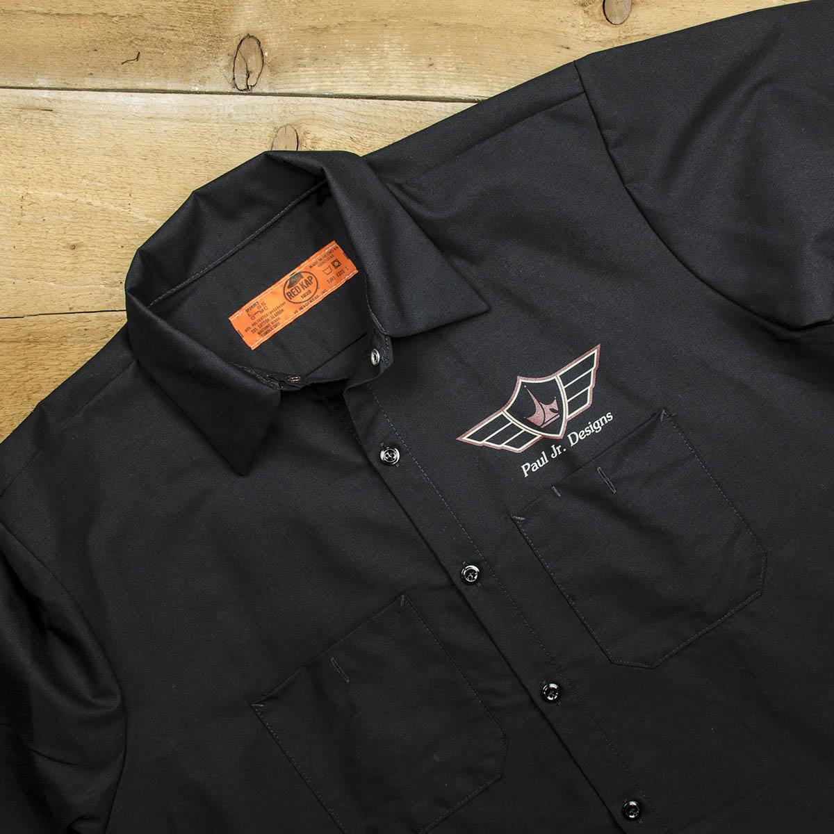 Retro Work Shirt Paul Jr Designs