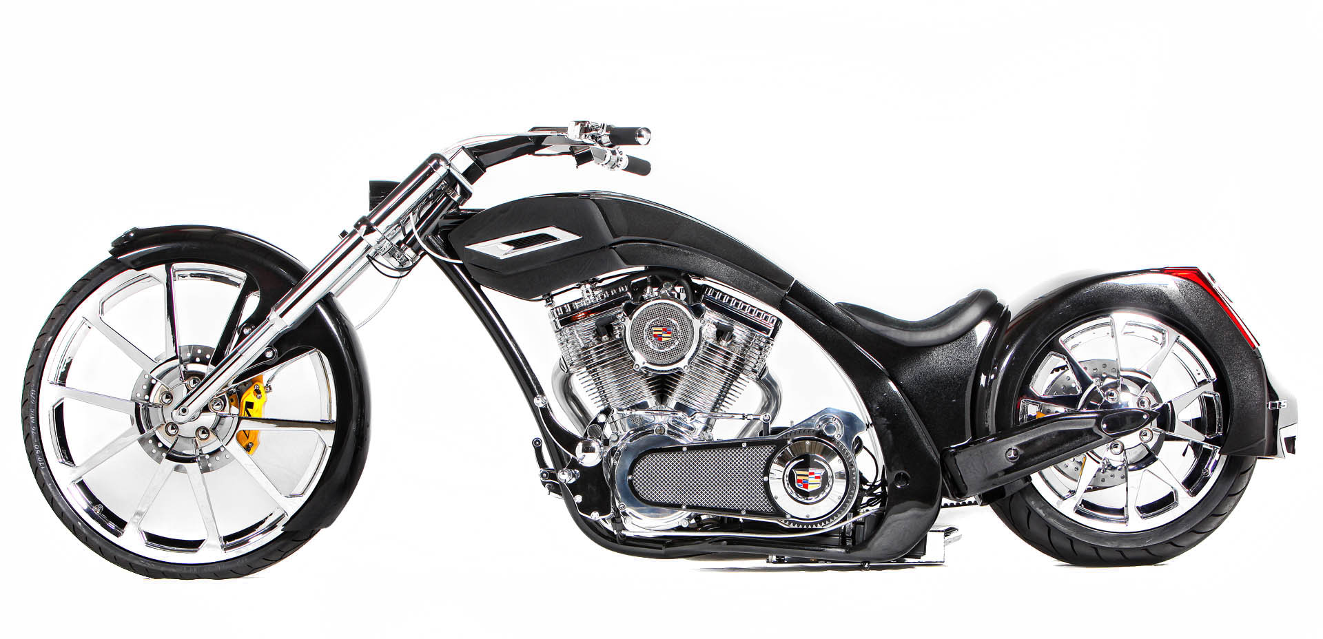 Paul Jr Cadillac Bike