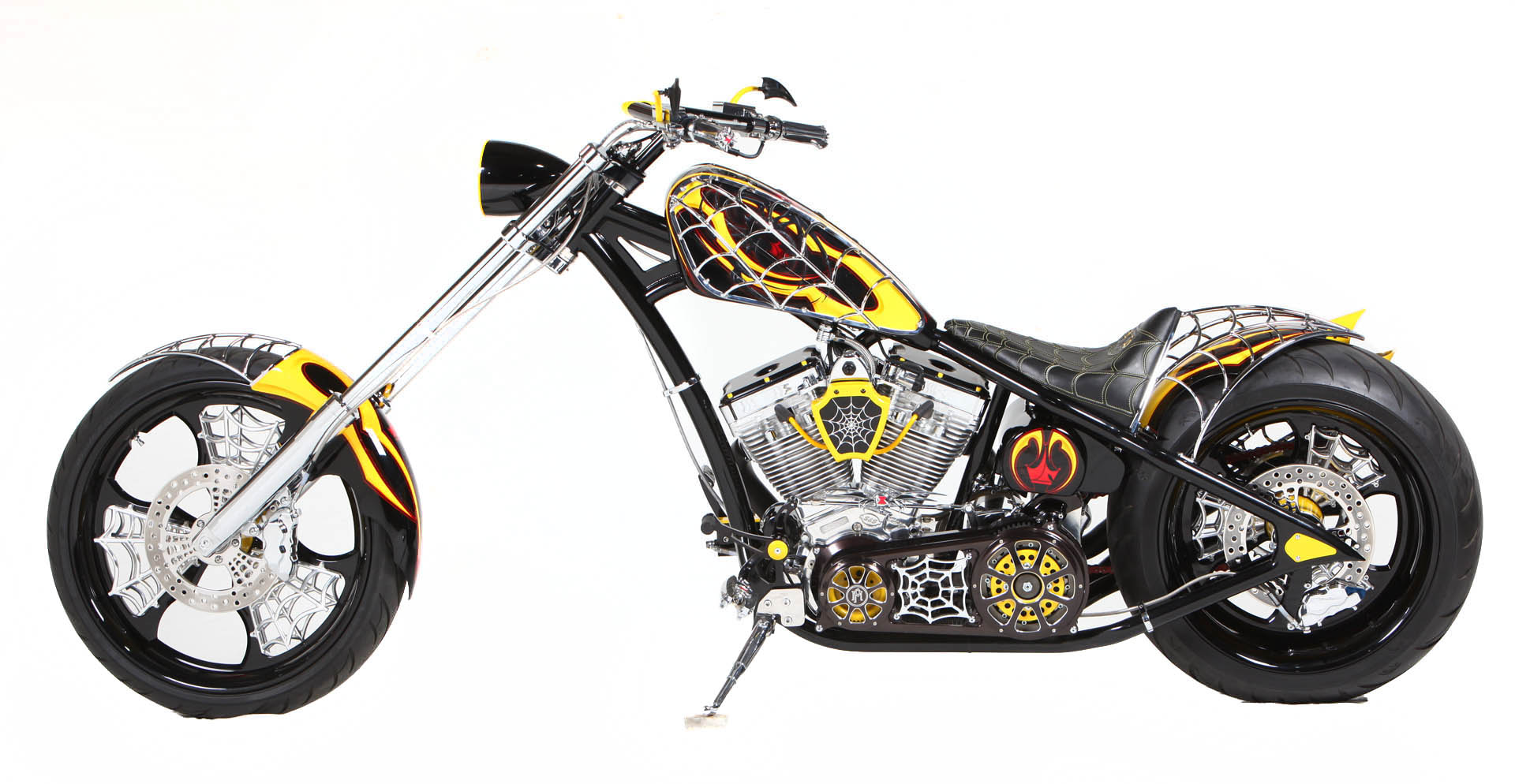 Paul Jr Anti Venom Bike