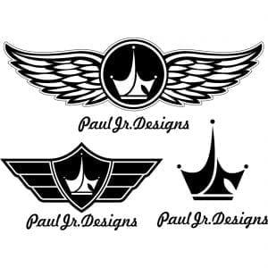 Paul Jr Sticker Sheet